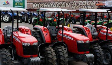 Gobierno de Michoacán adeuda 60 millones de pesos a proveedores de tractores