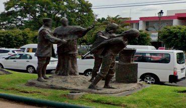 """Gobierno de Morelia removerá la escultura denominada """"Los Constructores"""""""