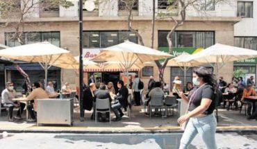 Gremio gastronómico en alerta por vuelta de manifestaciones
