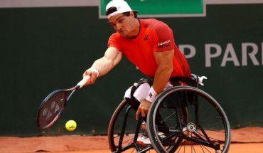 Gustavo Fernández fue eliminado en semis de Roland Garros