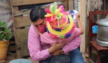 Ignacio Campos celebra junto a Jesús Adrián su cumpleaños número 11