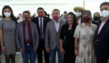 Ignacio Campos rinde su Segundo Informe Legislativo en Uruapan, Michoacán
