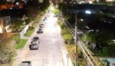 Implementando luminarias telegestionadas y luces de alto rendimiento se busca aumentar la seguridad y ecología de la comuna
