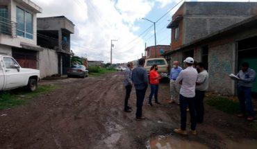 Impulsa Gobierno de Morelia economía a través de obra pública