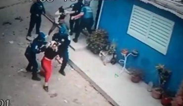 Irrupción violenta: la Policía de Córdoba agredió a una joven de un comedor de Barrios de Pie