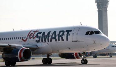 JetSmart canceló sus vuelos de octubre y operará desde noviembre en Ezeiza