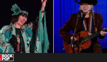 Karen O y Willie Nelson se unen para interpretar clásico de Queen y David Bowie — Rock&Pop