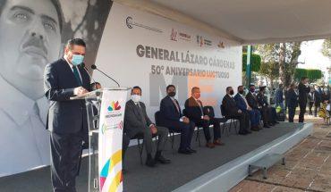 La 4T atenta contra el legado de Lázaro Cárdenas, asegura Silvano