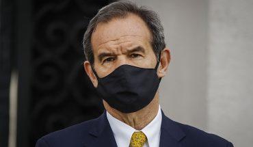 """La Moneda envío documento que explica el 18-O en el extranjero: """"Chile ha recuperado su normalidad"""""""