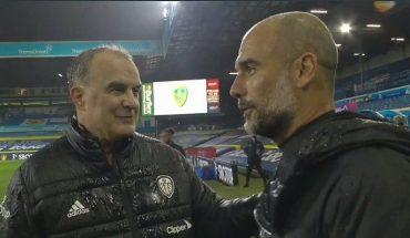 Leeds de Bielsa y el City de Guardiola se reparten los puntos en un intenso empate
