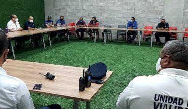 Listo operativo de seguridad para el juego del Mazatlán FC