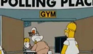 """Los Simpsons te da en """"La casa del árbol del terror"""" 50 terroríficas razones en por las que no deberías reelegir a Trump"""