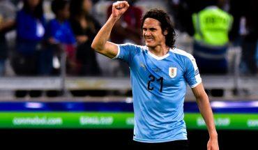 Manchester United confirma el fichaje del goleador uruguayo Edinson Cavani