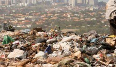 Más de 1 millón de toneladas de basura son arrojadas al mar