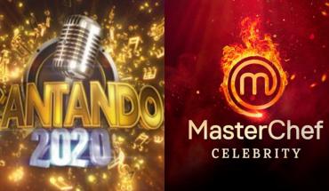 Masterchef Celebrity arranca con todo para competir con el Cantando 2020