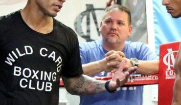 Miguel Cotto planea montar función en Puerto Rico en diciembre