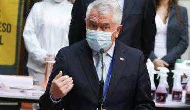 """Ministro de Salud: """"Vamos a entregar los documentos cuando nos pidan los documentos con claridad"""""""