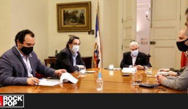 Ministro del Interior entrega balance de lo ocurrido hoy 18 de octubre