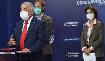 """Ministro del Interior por declaración de ex epidemióloga: """"En una investigación todos los dichos hay que probarlos"""""""