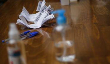 Minsal llamó a respetar las medidas de protección personal para el Plebiscito