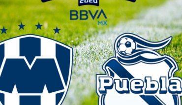 Minuto a minuto del Monterrey vs Puebla