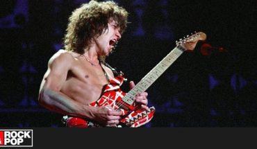 Mira el homenaje a Eddie Van Halen en catedral de Holanda — Rock&Pop