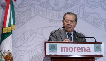 Muñoz Ledo; INE responde que él aceptó reglas