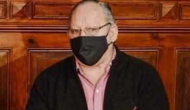 Murió el intendente de Gualeguay por coronavirus
