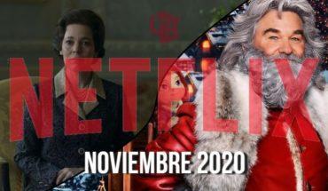 Netflix: todas las novedades que se viene para noviembre 2020