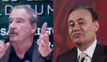 No soy 'rata', responde Alfonso Durazo a Vicente Fox, quien lo llamó inútil