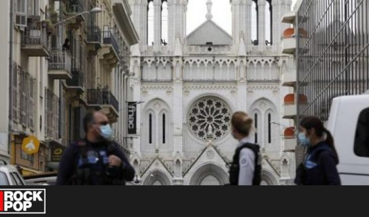 Nuevo atentado terrorista en Francia deja tres muertos