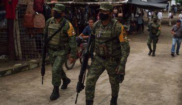 ONG gana amparo contra uso de militares en tareas de seguridad