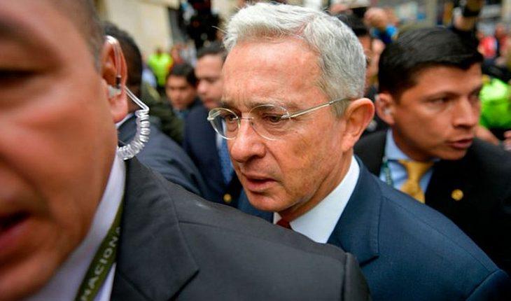 Ordenan liberación de arresto domiciliario del ex presidente de Colombia Álvaro Uribe