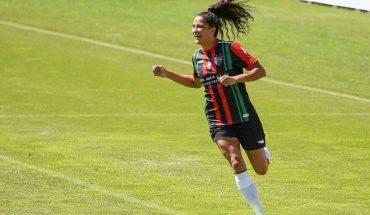 Palestino y S. Morning celebran con goleada en inicio del Campeonato Femenino
