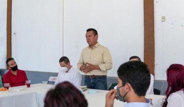 Participación ciudadana, clave para transformación: Torres Piña