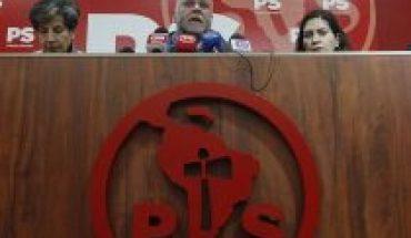 Partido Socialista le exige al Gobierno entregar los correos electrónicos del Minsal y que respete la independencia del Poder Judicial