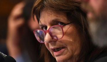 """Patricia Bullrich: """"Defenderemos a Rosenkrantz y la división de poderes"""""""