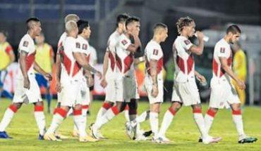 Perú, con 4 jugadores menos ante Brasil por posible covid