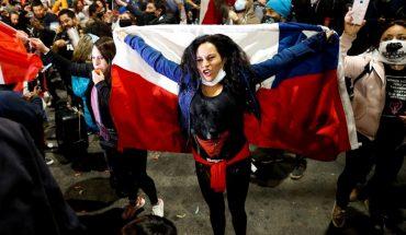 Plebiscito histórico: Chile aprueba cambiar la Constitución de Pinochet