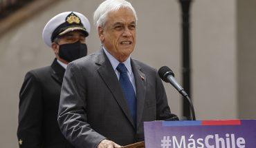 Presidente Piñera anunció la reclamación de territorio submarino entre Rapa Nui y el continente