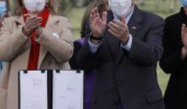 """Presidente Piñera presenta proyecto de Envejecimiento Positivo y pide que se apure """"segunda etapa de la reforma previsional"""""""