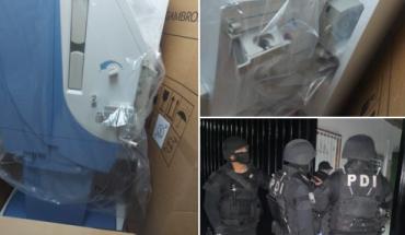 Recuperan equipos de hemodiálisis robados en la CDMX tras un cateo