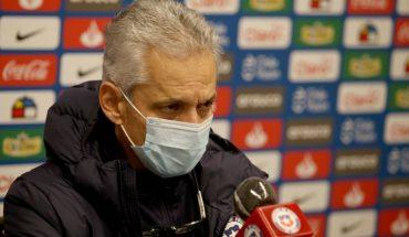 """Reinaldo Rueda dijo que va por los seis puntos y elogió a Tabárez:""""Es mi ídolo"""""""