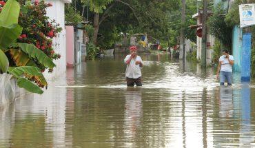 Respuesta ante inundaciones en Tabasco demuestra que Fonden no es necesario: secretario de Bienestar