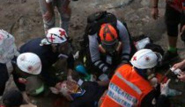 Rosas al banquillo: parlamentarios exigen su salida ante violento ataque de Carabinero a menor a quien lanza al río Mapocho tras empujarlo por la espalda