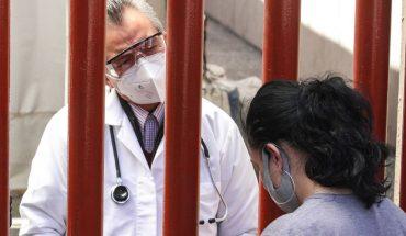 Salud registra 471 muertes por COVID, México acumula 82 mil 348
