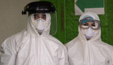 Salud suma 475 muertes por COVID; hospitalizaciones tienen ligero repunte