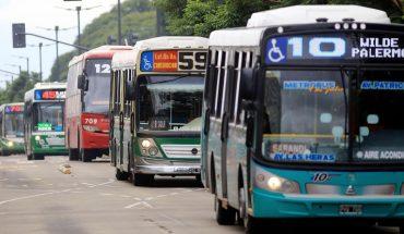 Se autorizó el transporte público para los alumnos que regresen a clases presenciales