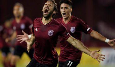 Sobre el final, Lanús le ganó 3 a 2 a San Pablo por Sudamericana