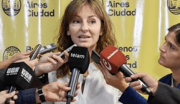 Soledad Acuña adelantó que las clases presenciales podrían volver en febrero del 2021